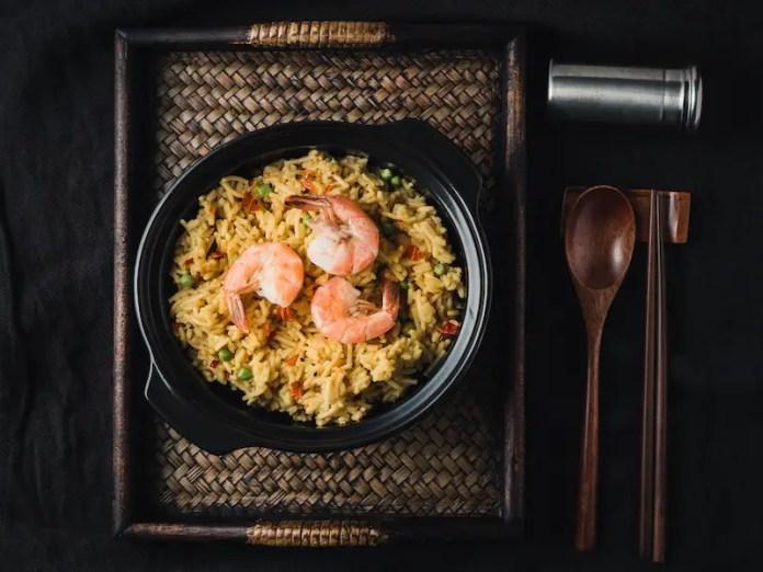 Khao Pad Goong Thai Fried Rice