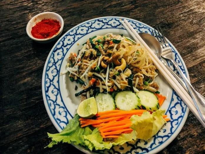 Traditional Pad Thai