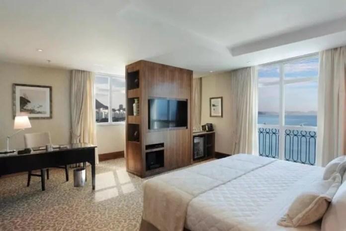 A suite at Miramar