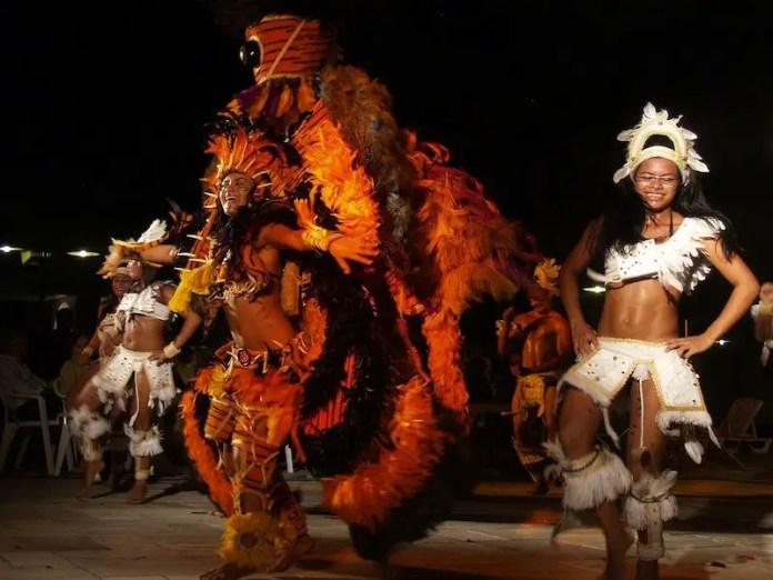 samba in brazil