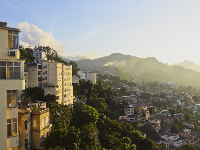 Santa Teresa Neighbourhood in Rio