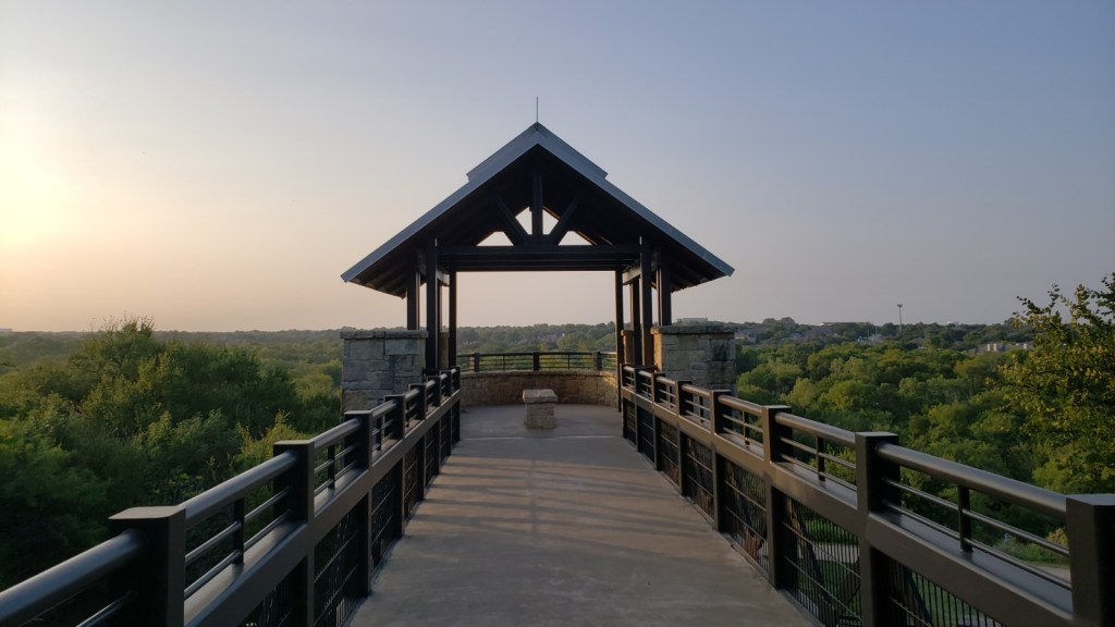Observation Tower at Arbor Hills