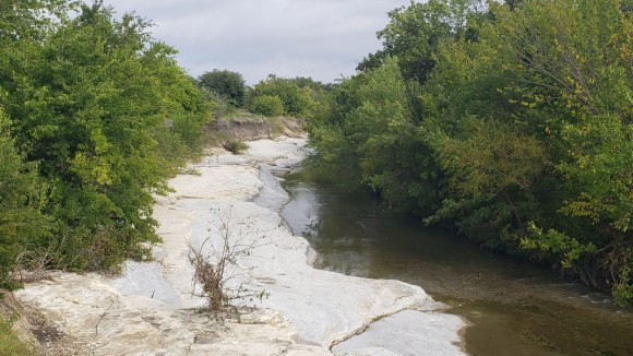 The Creek in its many forms