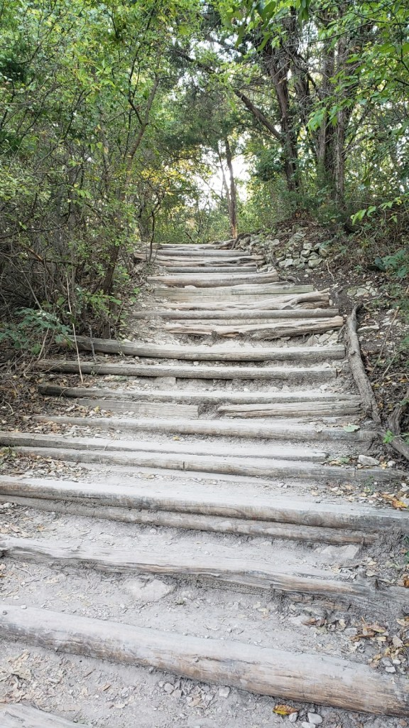 Cedar Brake trail