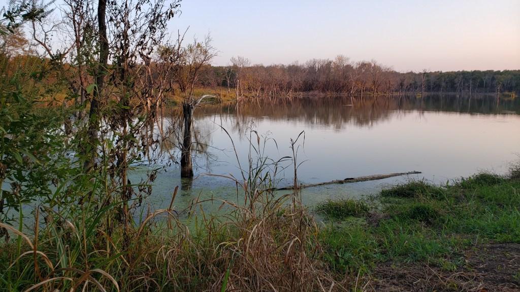 Deaver Pond along Meadow Pond Trail