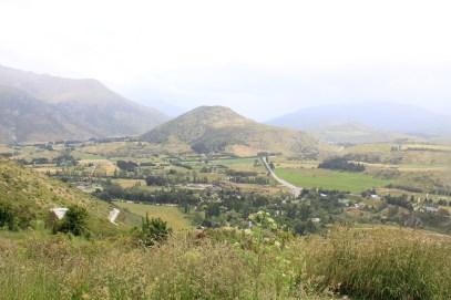 Crown Range Road Vista