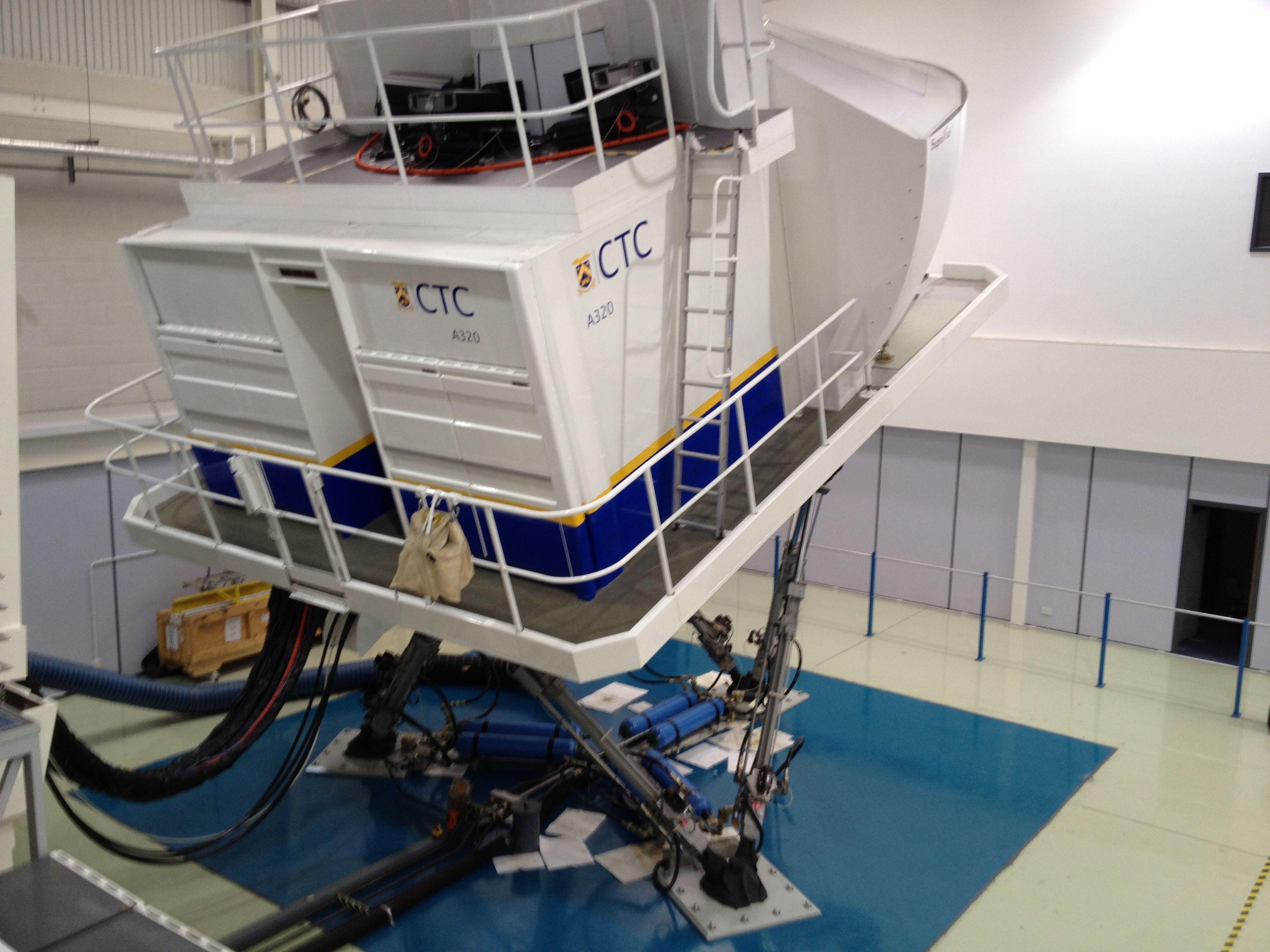 flight simulator chair motion plaid wingback chairs airbus full journeym4n