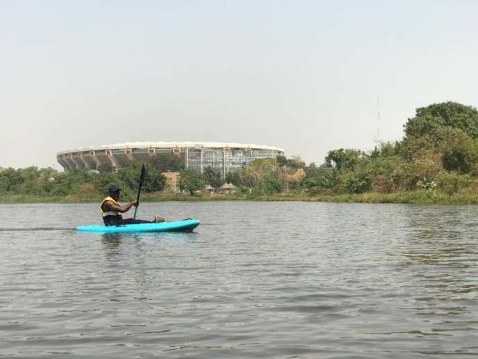 Kayaking in Abuja