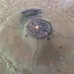 medicine wheel fire circle