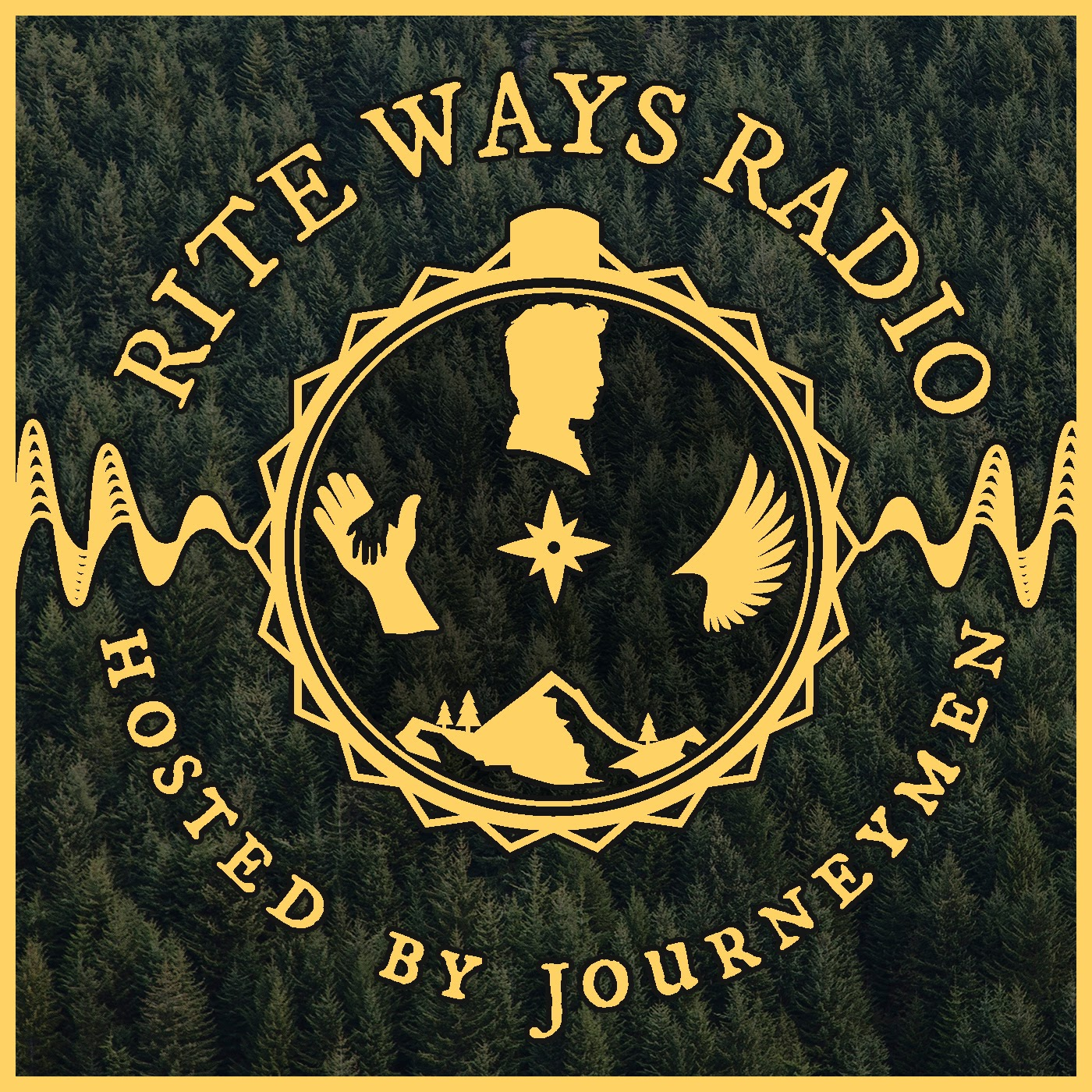 Journeymen - Rites Ways Radio Logo