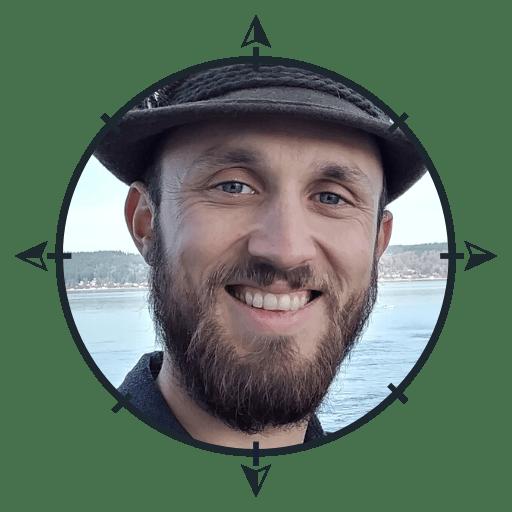 Staff Headshot - Adrian Ponderosa
