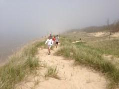hike beach
