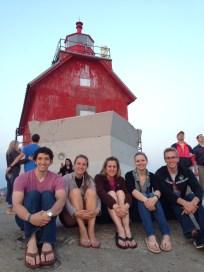 pier lighthouse
