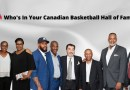 Canadian Basketball Black History – Stories of the Omitted