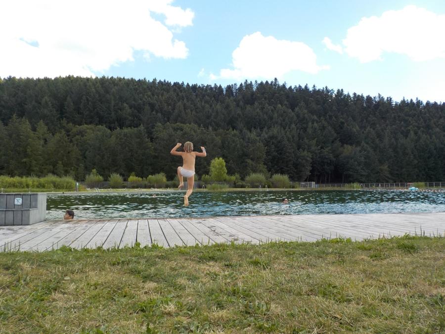 Lac des Sapins – Beaujolais, France