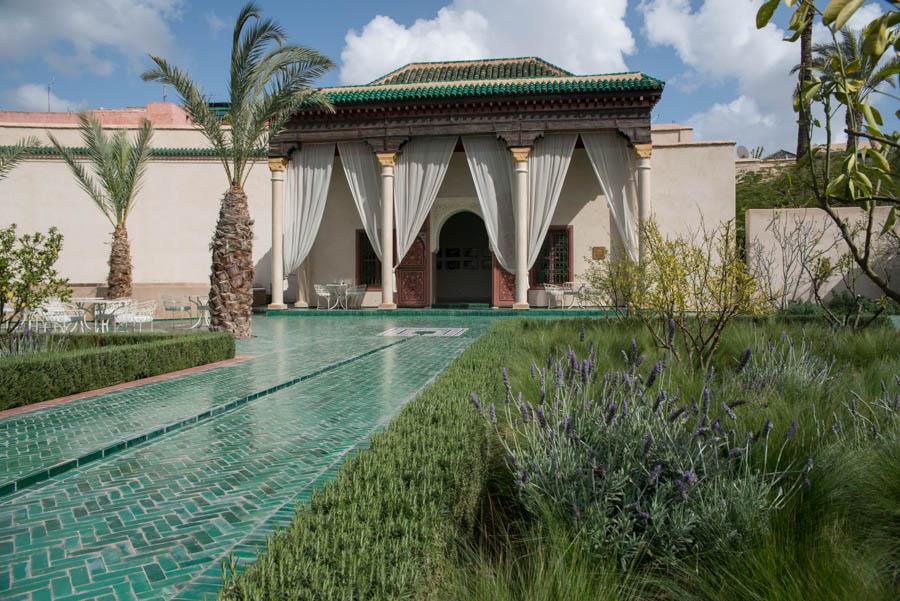 Le Jardin Secret, Marrakech. Morocco