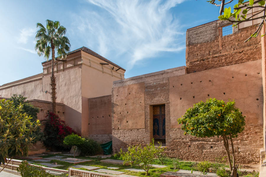 Saadian Tombs: The forgotten Dynasty. Marrakech