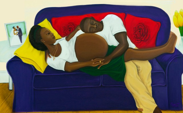 'Love Bump' by Cezanne 2009