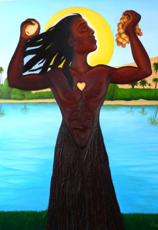 'Fruitful Mind'(Male) 2010