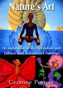 Nature's Art Book Cover Design copy