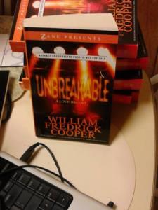 Unbreakable Book Launch