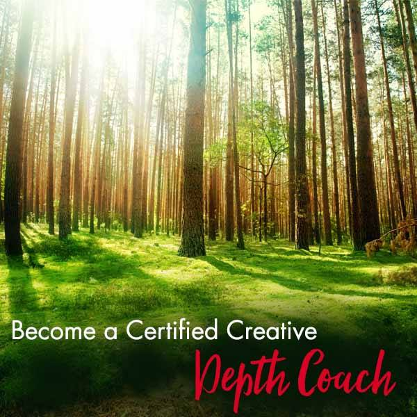Creative Depth Coach