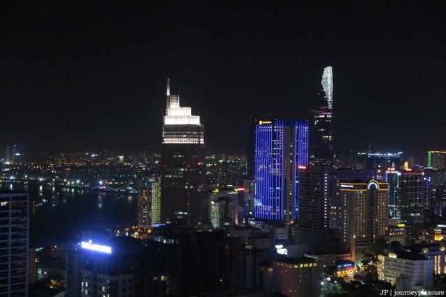 Zurück in Ho-Chi-Minh-City