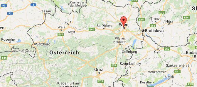 Stopover in Wien
