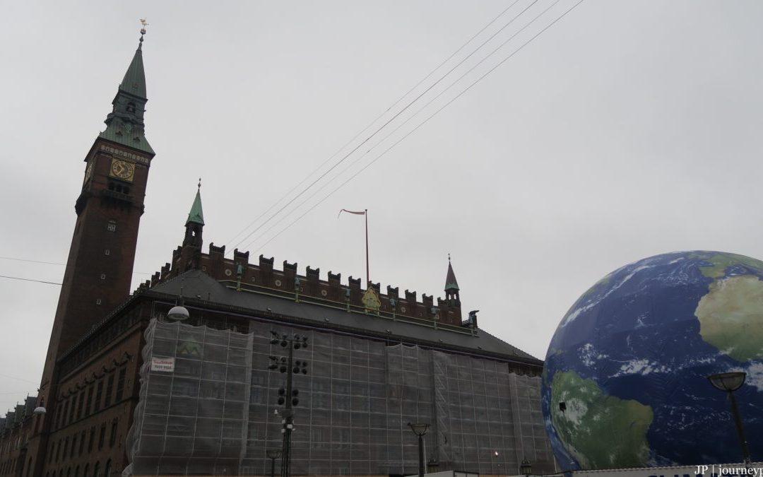 Blitz-Stop in Kopenhagen