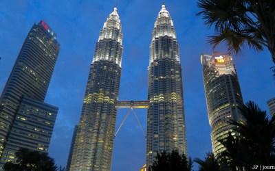 Arbeitswoche in Kuala Lumpur