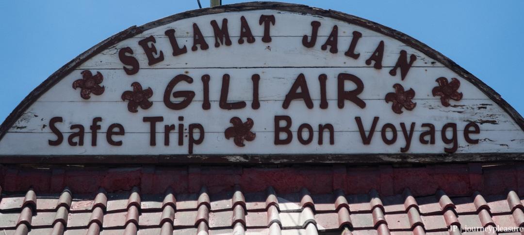 Ab auf die Insel: Gili Air