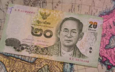Weltreise-Kosten: 5 Tage Bangkok