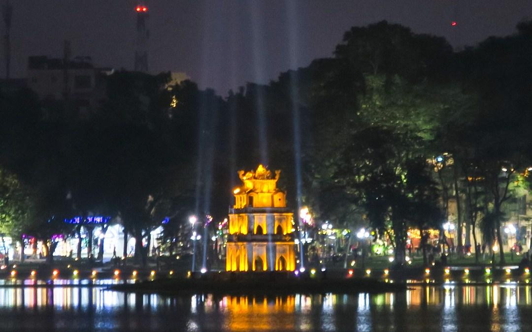 Hanoi – was ein Wahnsinn…!