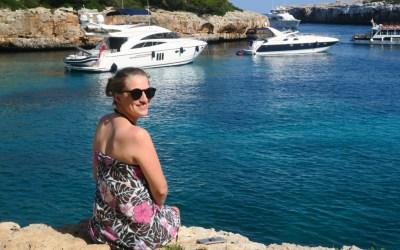 Geburtstagsüberraschung auf Mallorca