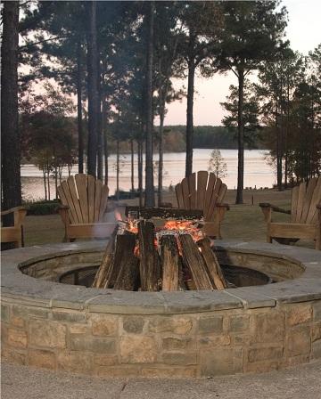 RitzCarlton Lodge Reynolds Plantation Lake Oconee Georgia