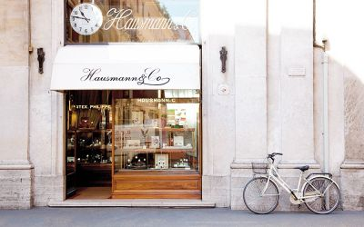 A Tour of the Oldest & Historical Shops in Rome