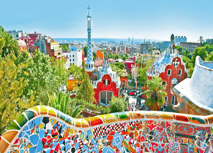 Visit Northern Spain, and See Beautiful Work by Gaudi!