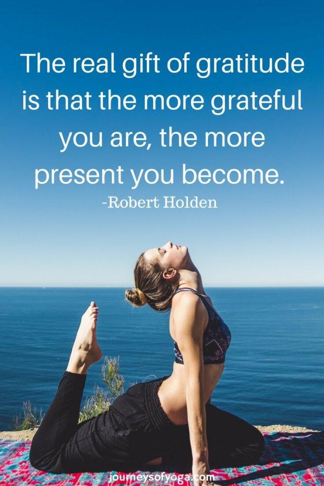 Gratitude Challenge Week 1