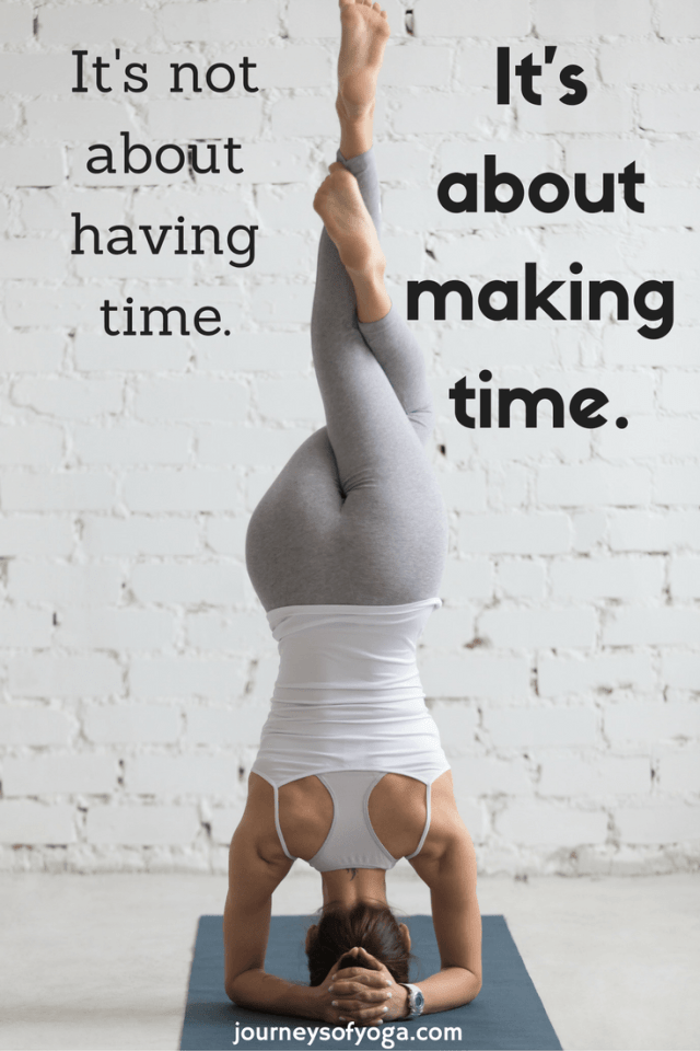 Check out what this girl is doing to improve her yoga!