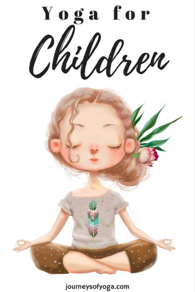Yoga for children can be very beneficial. You can use these techniques with your students or children.