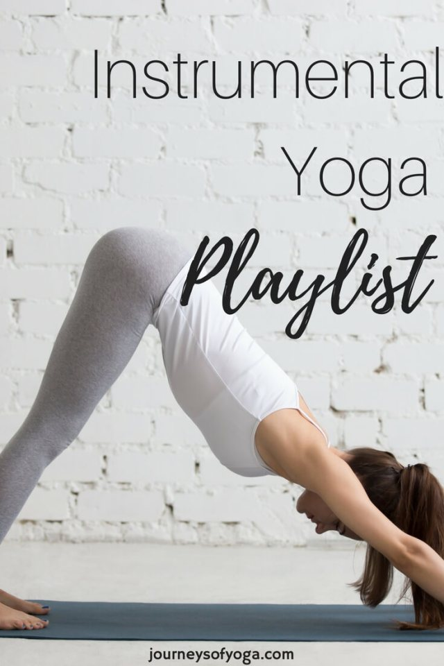 Instrumental Yoga Playlist