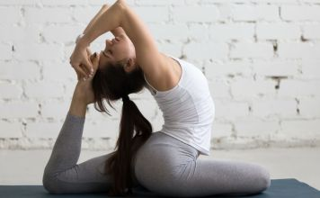 Yoga is not about touching your toes, it is so much more than that.
