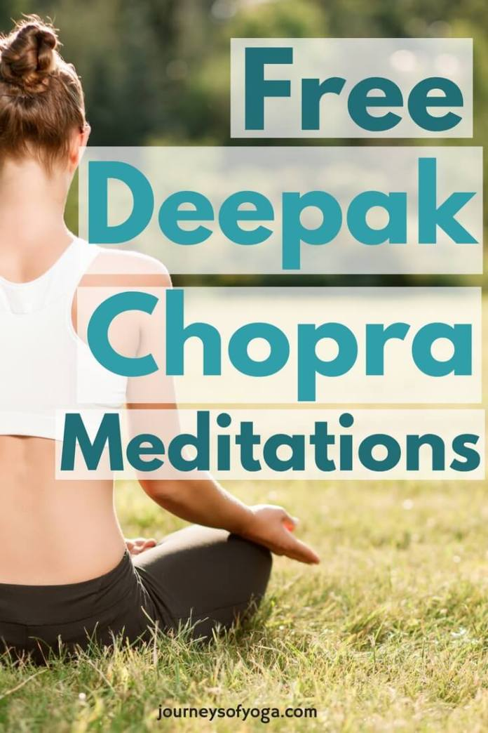 Deepak is a well-known author, public speaker, and alternative medicine advocate. You can purchase Deepak Chopra meditation on Amazon. But, if you..