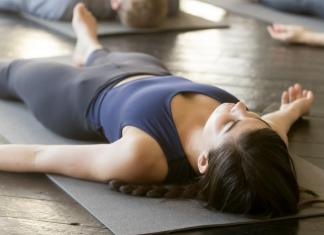 These books would make for great yoga readings for Savasana. I don't recommend reading at the beginning of a Savasana. This will only create active minds during this restful time. Instead...