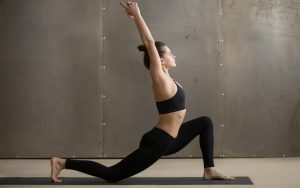 Low Lunge Anjaneyasana