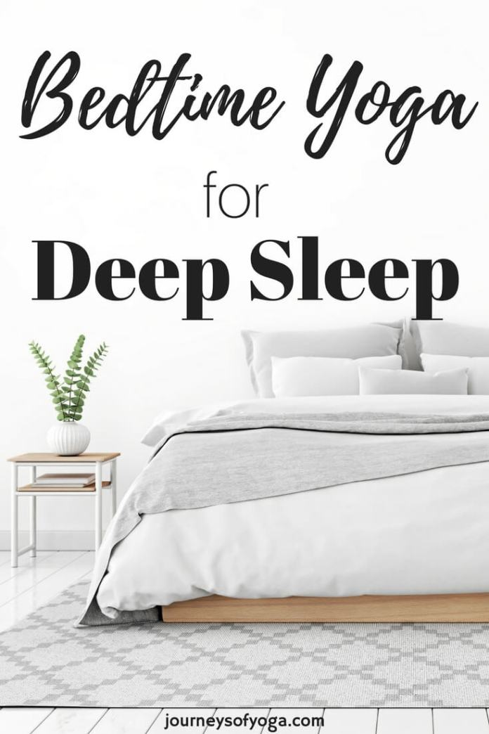 This bedtime yoga for deep sleep routine is the perfect way to end your day. The five poses will help relieve stress, slow yourbody down, and activate your parasympathetic nervous system. Yourparasympathetic nervous system is...