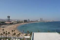 Strandblick vom Zimmer , beachview