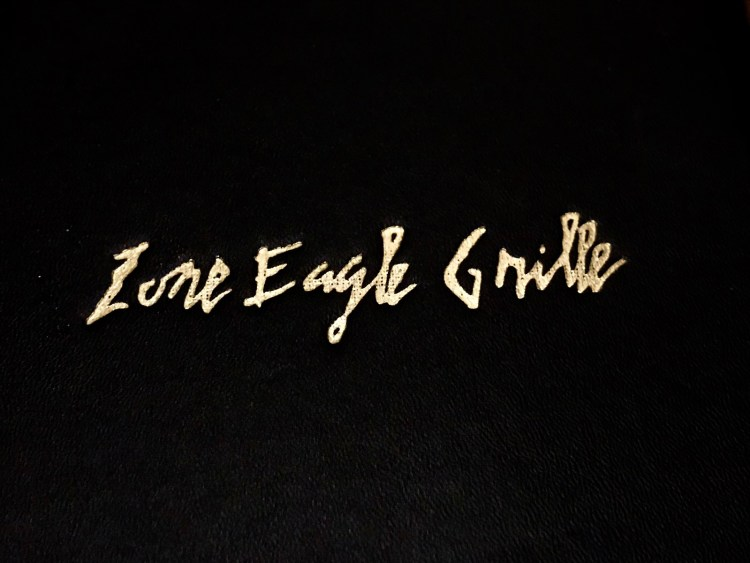 ZONE EAGLE GRILL, RESTAURANT AND BAR
