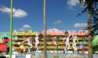 POP Century Resort Review: A Fun Blast From The Past