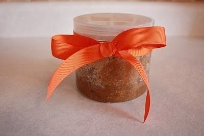 DIY for the Holiday's: Orange Spice Body Scrub